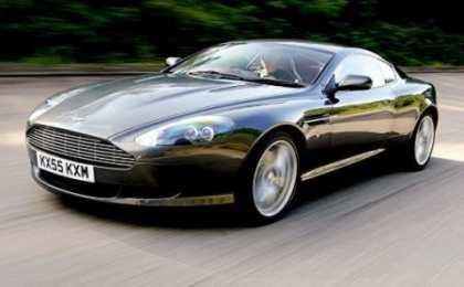 Автообзоры суперкаров: Aston Martin DB9
