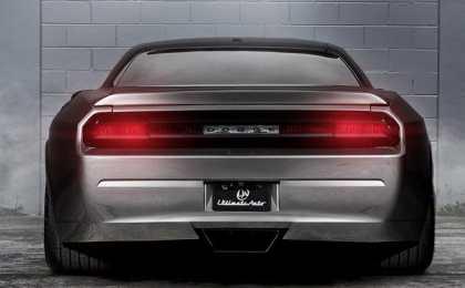 Dodge Challenger SRT-8 от Ultimate Auto