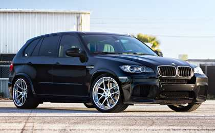 Precision Sport Industries доработал BMW X5 M