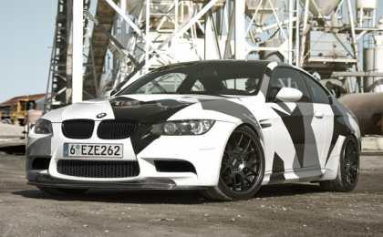 BMW М3 (E92) Mr. Hartmann от Rimier Motorsports