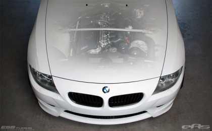 EAS снабдил BMW Z4 M механическим компрессором
