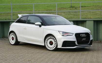 Audi A1 Quattro в исполнении ABT Sportsline