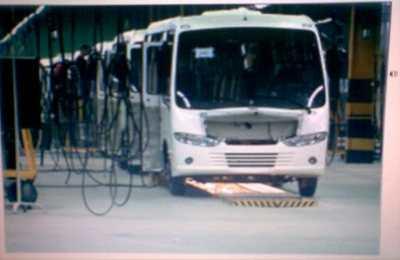 В России хотят ввести программу утилизации автобусов