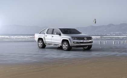 Объявлены российские цены на Volkswagen Amarok