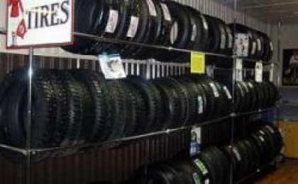 В России растет спрос на дорогие шины