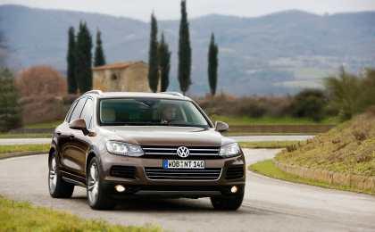 Продажи нового Volkswagen Touareg стартуют в конце июля