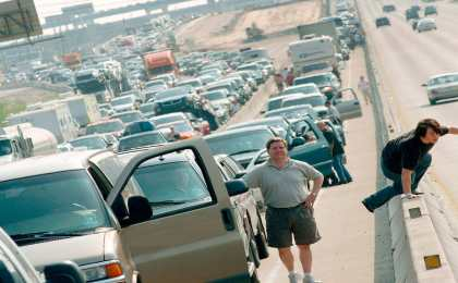 Проблема ожирения влияет на безопасность автомобилей