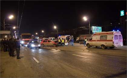 Астраханских гаишников накажут за опоздания на место ДТП