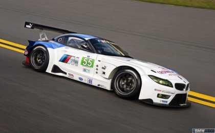 BMW раскрыл технические характеристики Z4 GTE