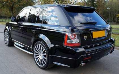 Range Rover Sport HSR от Revere London
