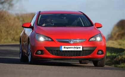 Superchips «зарядил» Opel (Vauxhall) 1.4 Turbo