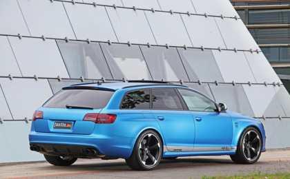 Audi RS6 Avant в тюнинге MTM и Fostla