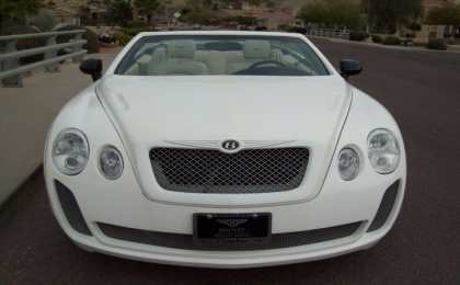 Chrysler Sebring стилизовали под Bentley Continental GTC