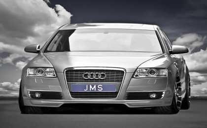 JMS Tuning слегка освежил экстерьер Audi A6 (4F)