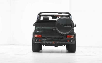 Mercedes-Benz G500 Convertible от Brabus