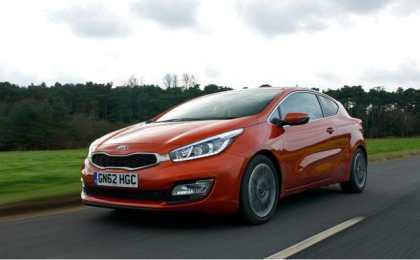 Kia объявила цены на Pro_Ceed 2013 в Британии