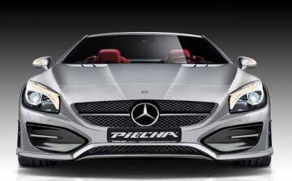 Mercedes-Benz SL Avalange GT-R от Piecha Design и JMS