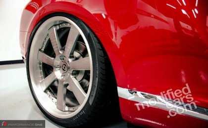 Bentley Continental GTC V8 от Performance One
