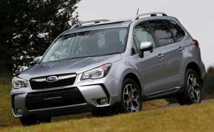 Subaru привезет в Токио Forester Sport Concept