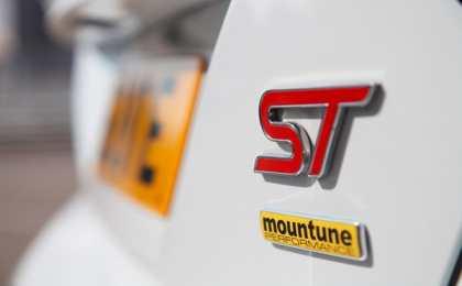 Ford Focus ST и Fiesta ST получили пакет Mountune