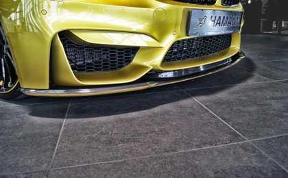 Hamann Motorsport разработал стайлинг-пакет для BMW M4