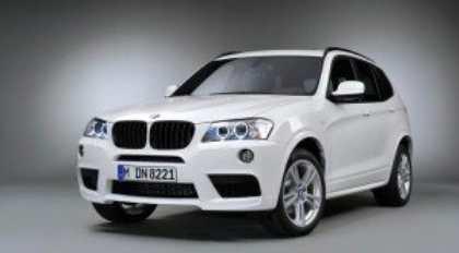 Автоконцерн BMW готовит новый X3 M с тремя турбонагнетателями