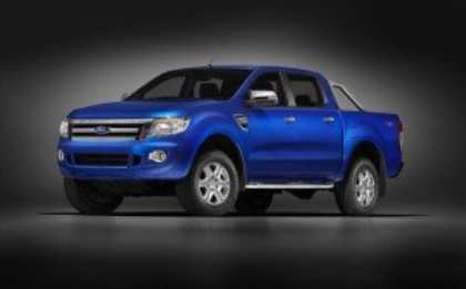 Новый пикап Ford Ranger с АКП