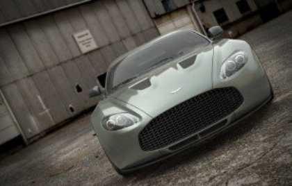 Aston Martin покажет во Франкфурте два варианта V12 Zagato