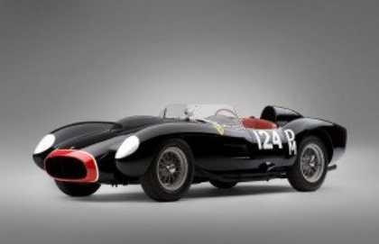 Очередной раритет Ferrari продан на аукционе