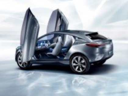 General Motors планирует поставить на конвейер первый кроссовер под маркой Buick