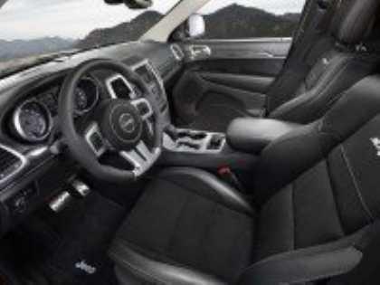 Американские тюнеры решили «подкормить» Jeep Grand Cherokee SRT8