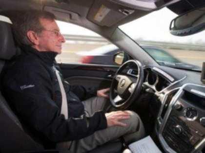 Компания Cadillac представит систему «автопилот» уже через три года