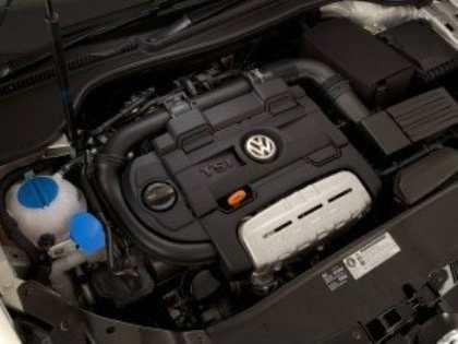 Двигатели Volkswagen смогут отключать половину цилиндров