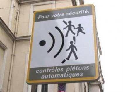 В столице Нормандии пешеходам не разбежаться