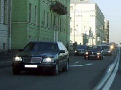 В украинских VIP-кортежах установят «черные ящики»?