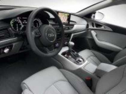 Гибридный бизнес-седан Audi A6 уже доступен у российских дилеров