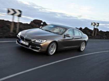 Купейный BMW M6 уже ожидает своей премьеры