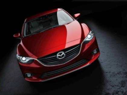 Новую Mazda 6 покажут на международном автосалоне в Москве