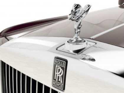 Rolls-Royce готовится выпустить на рынки нового «призрака»