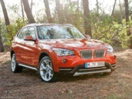 Концерн BMW подготовит новый кроссовер X1 к 2016 году