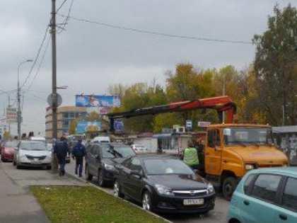В Санкт-Петербурге введена обязательная фотофиксация при эвакуации автомобилей