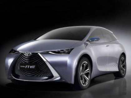 Toyota представила в Шанхае «гибриды» для «продвинутой молодежи»