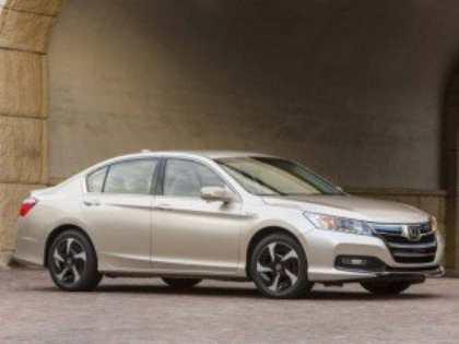 Гибридный седан Honda Accord получил модификацию без возможности подзарядки от сети