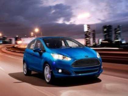 «Всемирным женским автомобилем года» признан Ford Fiesta