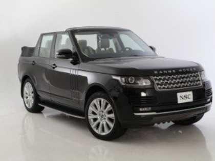 Land Rover Range Rover получил открытую модификацию от тюнинг-ателье Newport