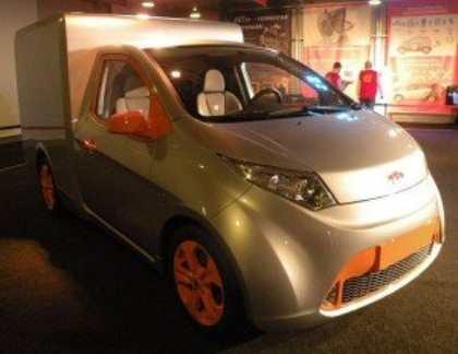 АвтоВАЗ предлагает площади ИжАвто для сборки Ё-мобиля