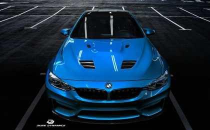 Duke Dynamics готовит боди-кит для BMW M4