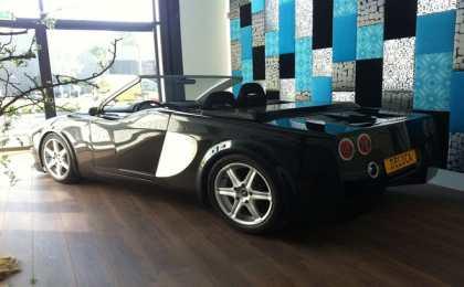 Bikkel Sportscars создал доступный спорткар deLuca