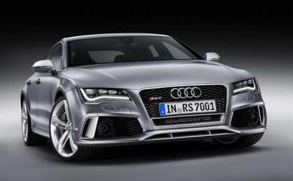 Audi анонсировал «заряженный» RS7 Sportback