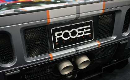 SEMA 2014: Уникальный Ford GT 2006 американского энтузиаста